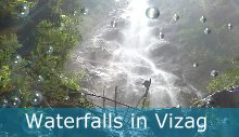 Waterfalls in Vizag